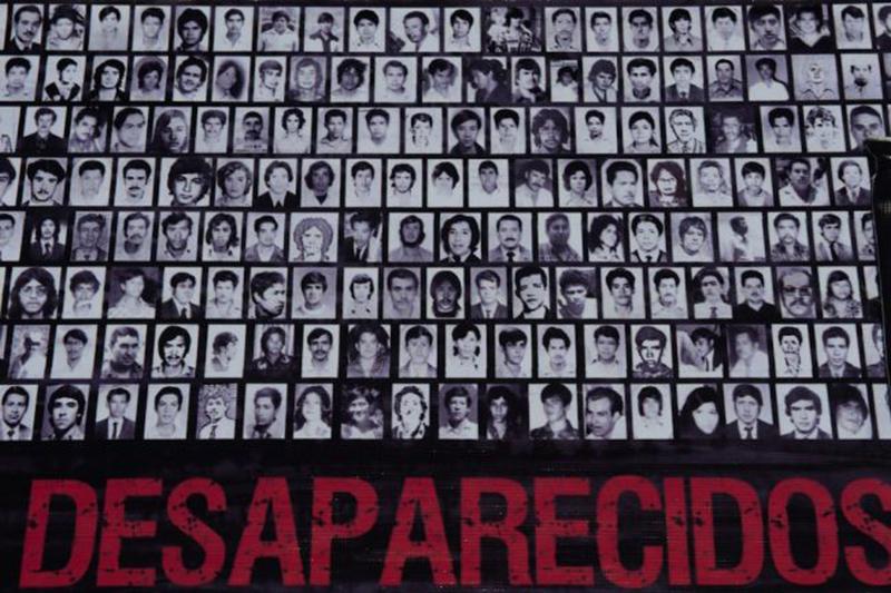 24 desaparecidos