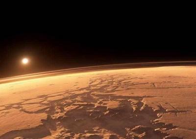 Terraformando Marte