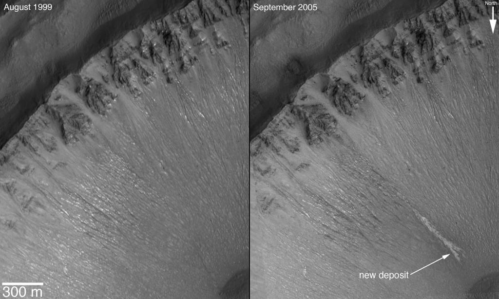 13 Agua en Marte