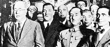 Azaña Franco y Casares Quiroga