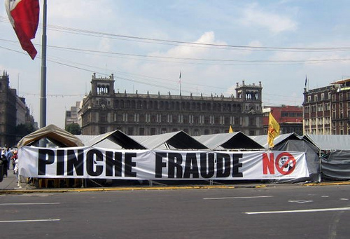 NO AL PINCHE FRAUDE