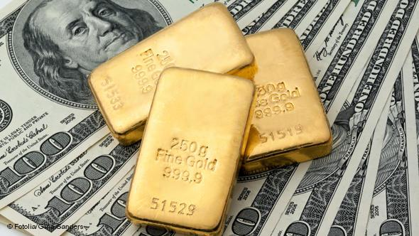Oro dollar