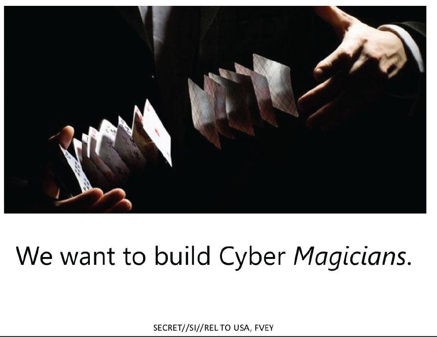 Cybermagicians