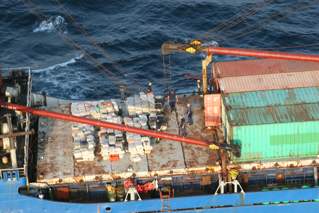 MV_Gatun_Cocaine_seizure_by_USCG