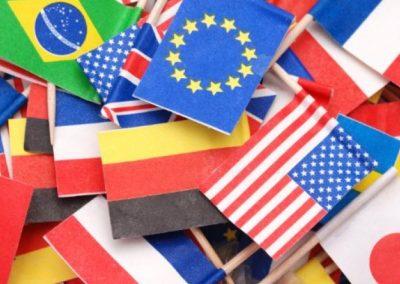 Tratados de libre comercio en la Globalización