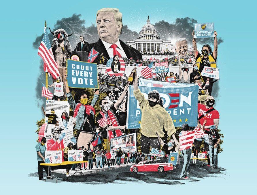 La historia secreta de la campaña en la sombra que salvó las elecciones de 2020